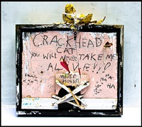 crackhead cat, you'll never take me alive by greg haberny