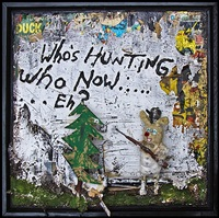 who's hunting who now, eh? by greg haberny