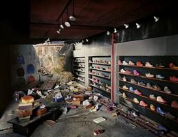 shoe store by lori nix