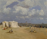 gorleston sands by campbell a. mellon