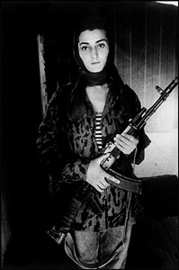 asya, chechnya by stanley greene