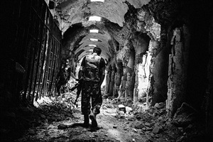 alep, syrie by stanley greene