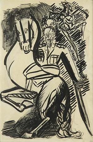 untitled by josé clemente orozco