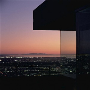 blue jay house, los angeles by julius shulman and juergen nogai