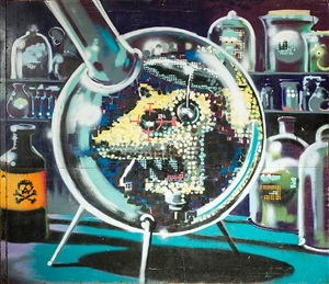 lab rat by banksy