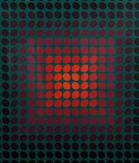 cta 102 #4 by victor vasarely