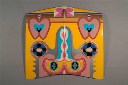 the very best of judy chicago at mana contemporary by judy chicago