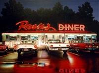 rosie's diner #10 by robert gniewek