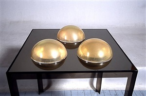 bronze domes by judy chicago