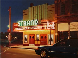 strand theater by robert gniewek