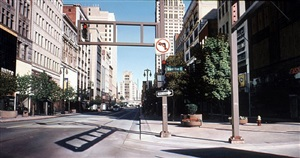 woodward ave., detroit by robert gniewek
