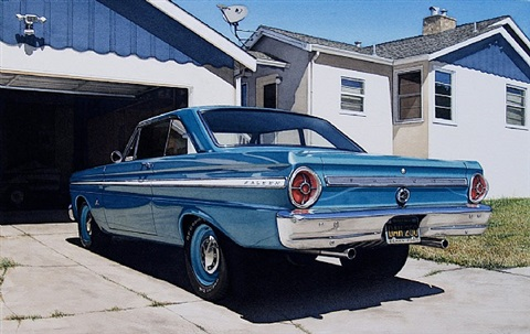 mike's '66 falcon by mark goings