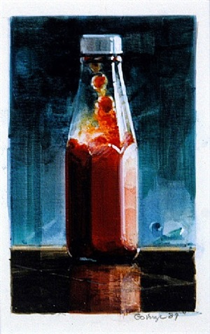 ketchup by ralph goings