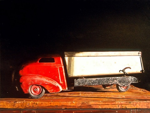 truck by david buchanan parrish