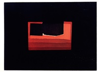 interior (night) by howard hodgkin