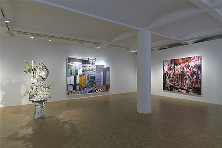 installation view, pippy houldsworth gallery