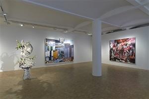installation view, pippy houldsworth gallery
