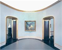 suite of rooms, old national gallery berlin by reinhard görner