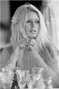 brigitte bardot, on the set of shalako, 1968 by terry o'neill