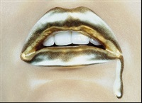 lips by miles aldridge