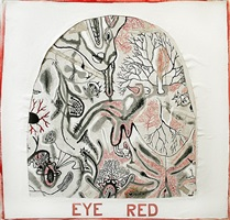 eye red by trenton doyle hancock