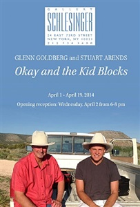 glenn goldberg and stuart arends: okay and the kid blocks
