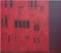 reflection - crimson by pham luan