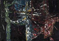 territoire by jean paul riopelle