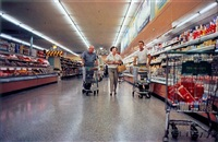 untitled (grocery store), from lost and found by william eggleston