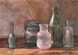 glass from the past by deborah l. chabrian