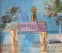 casino de nice by raoul dufy