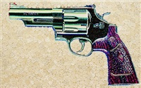 the gun in roses 44 by lisa alonzo