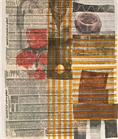 one more / halfway there by robert rauschenberg