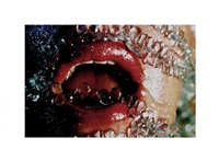 gasp by marilyn minter