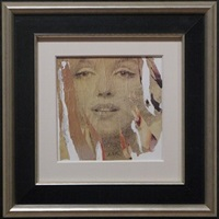 marilyn by mimmo rotella