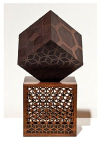 pattern cube by cyrcle