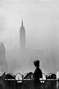 usa. new york. 1955. by elliott erwitt