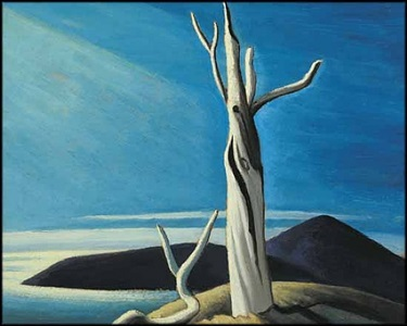 lot 146 lake superior sketch lxi by lawren stewart harris