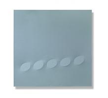 cinque ovali blu by turi simeti