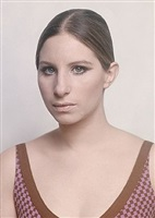 barbara streisand by lawrence schiller