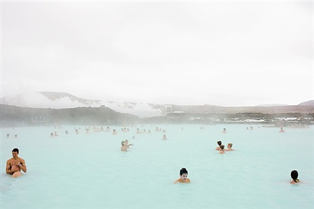 blue lagoon, reykjavík, by maroesjka lavigne