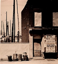 brooklyn by walker evans