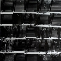 chicago (59af-1) by ray k. metzker