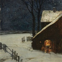 stille nacht by adolf hengeler
