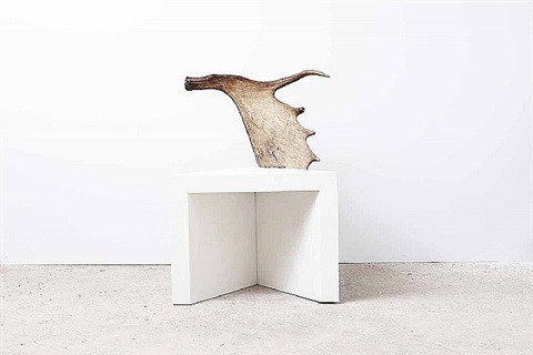 stag stool by rick owens