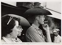 rodeo detroit by robert frank