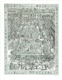 hoxton square by adam dant