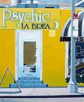 psychic on la brea, la by john tierney