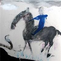 blue rider by gerard ellis