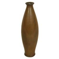 stoneware vase by henri simmen